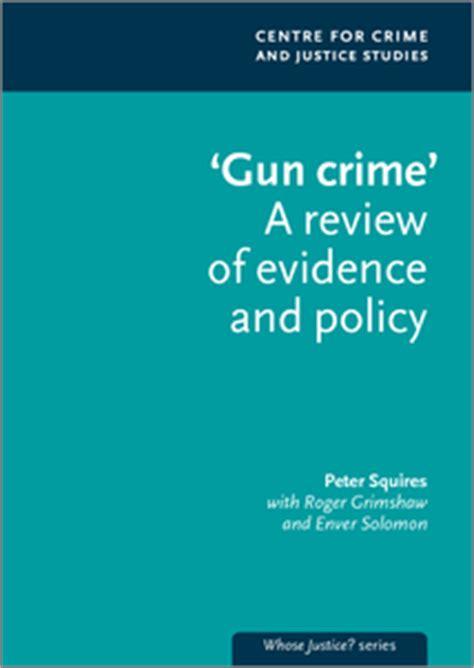 Research Paper on Gun Control Besttermpaperscom
